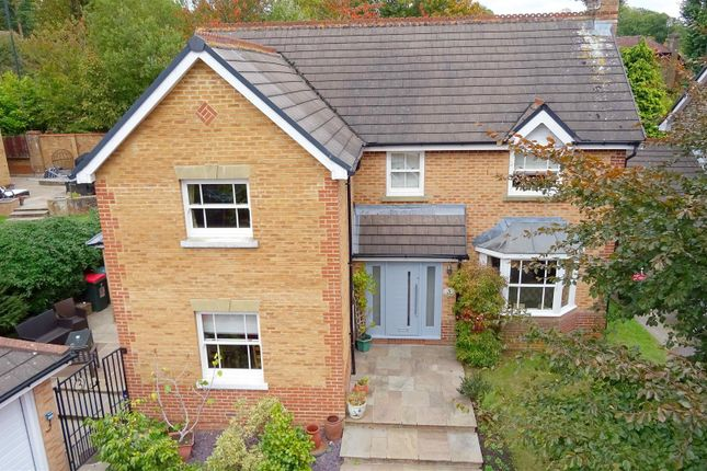 Thumbnail Detached house for sale in Albion Close, Maidenbower, Crawley