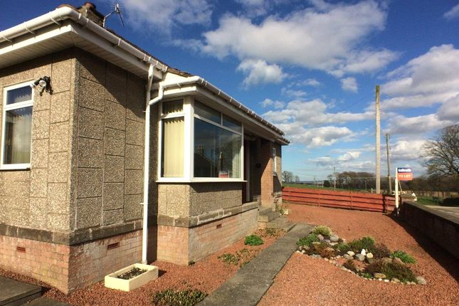 Thumbnail Detached bungalow to rent in Burnhouse Farm Cottage, Dechmont, Broxburn, West Lothian