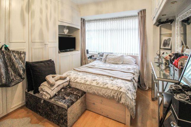Bedroom of Lunar Road, Liverpool L9