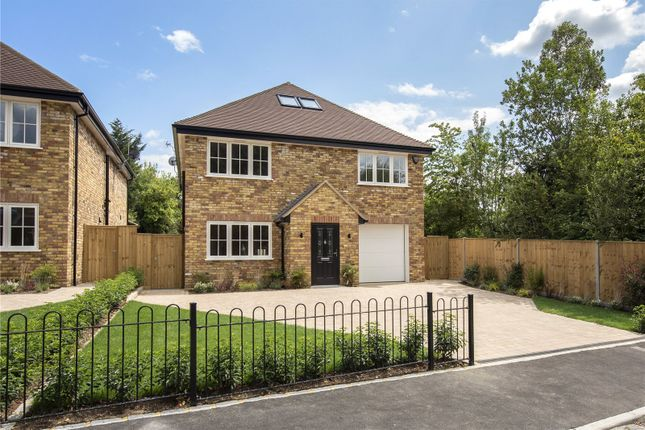 Thumbnail Detached house for sale in Broom Hill Online, Stoke Poges, Buckinghamshire