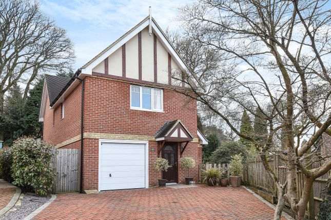 Thumbnail Detached house for sale in Grays Close, Haslemere