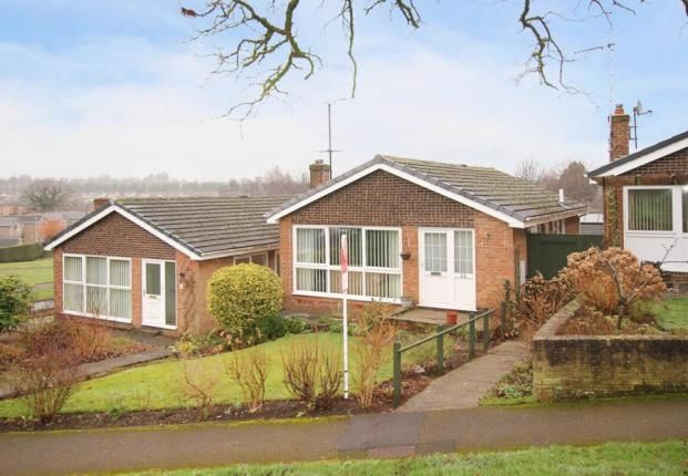 Thumbnail Bungalow for sale in Romney Drive, Dronfield, Derbyshire