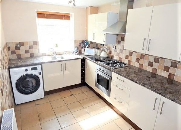 Thumbnail Terraced house for sale in East Side Row, Cwmtillery
