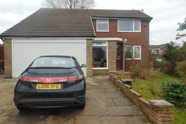 Thumbnail Detached house for sale in Kingcraig Close, Bolton