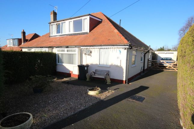 Thumbnail Bungalow for sale in Norton Road, Cabus, Preston