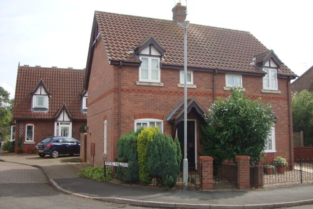 Thumbnail Semi-detached house to rent in Royal Oak Court, Heckington