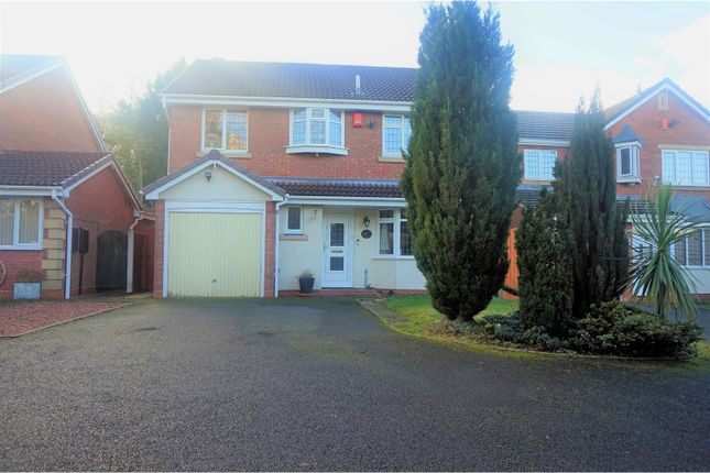 Thumbnail Detached house for sale in Reynards Coppice, Sutton Hill Telford