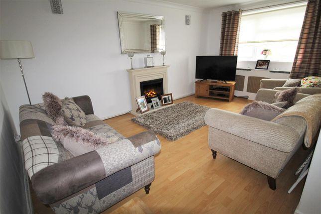 Living Room of Moor Court, Fazakerley, Liverpool L10