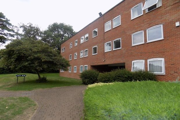 Thumbnail Flat to rent in Jacoby Place, Edgbaston