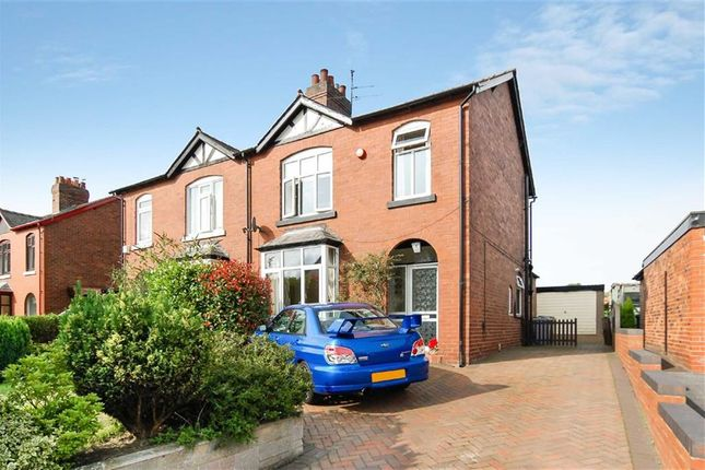 Thumbnail Detached house for sale in Manchester Road, Congleton