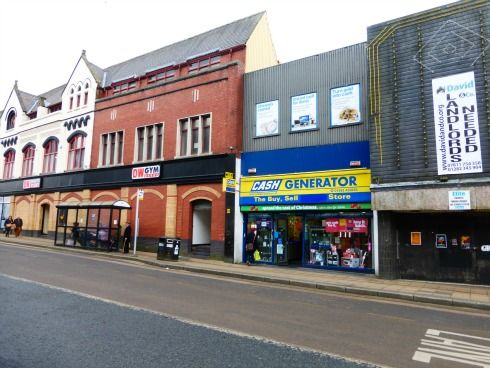 Thumbnail Retail premises to let in St James' Street, Burnley