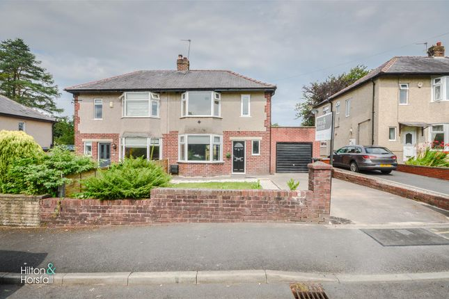 Thumbnail Semi-detached house to rent in Grange Avenue, Barrowford, Nelson