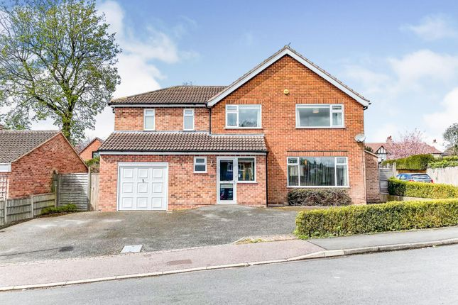 4 bed detached house for sale in Priorfields, Ashby-De-La-Zouch LE65