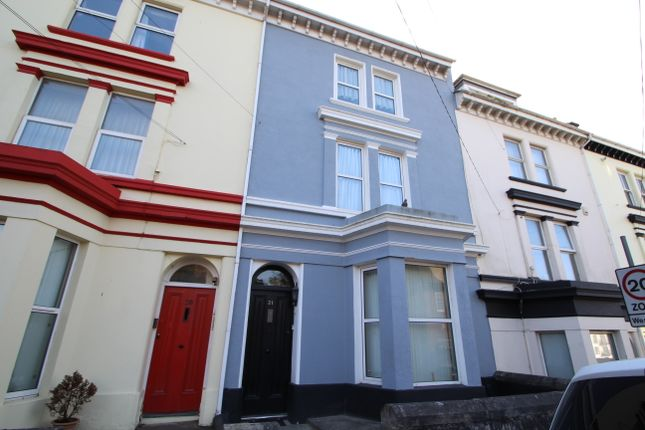 Thumbnail Terraced house for sale in Walker Terrace, Plymouth