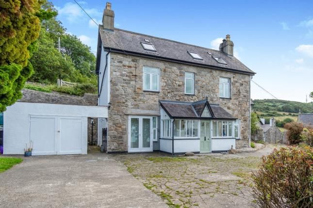Thumbnail Detached house for sale in Llanddona, Beaumaris, Sir Ynys Mon