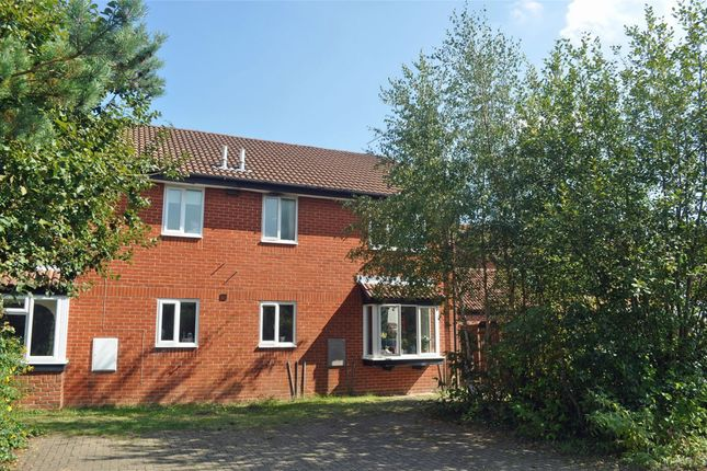 Thumbnail Terraced house for sale in Cheylesmore Drive, Frimley, Camberley, Surrey