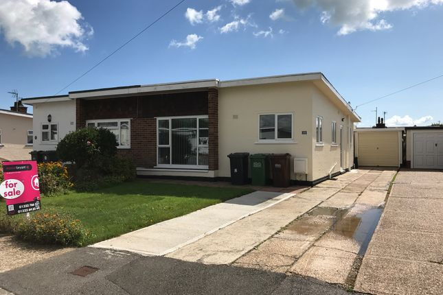 Thumbnail Bungalow for sale in Mountney Drive, Pevensey Bay