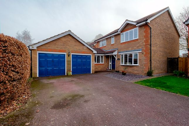 Thumbnail Detached house for sale in Winton Chase, Andover