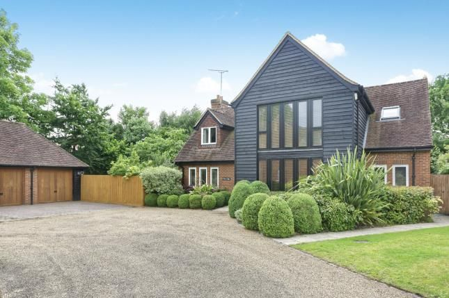 Thumbnail Detached house for sale in Blackwater, Camberley, Waters Edge