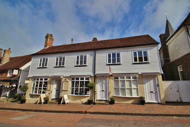 Thumbnail Flat for sale in High Street, Mayfield