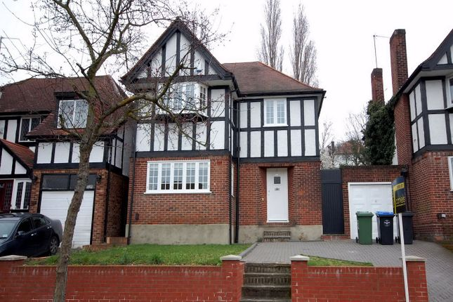 Thumbnail Detached house for sale in Barn Way, Wembley, Middlesex
