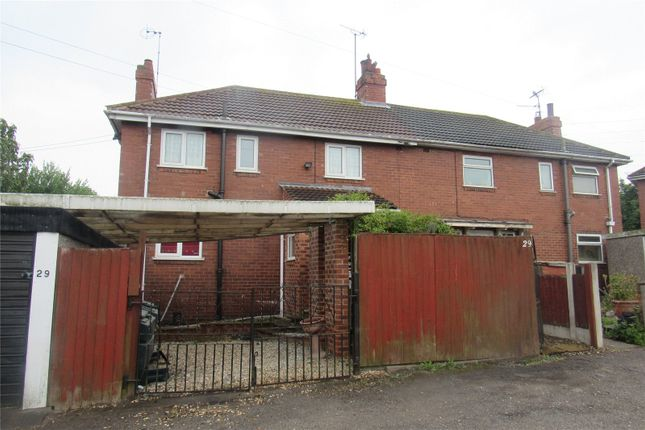 Thumbnail Semi-detached house to rent in Sherwood Rise, Mansfield Woodhouse, Nottinghamshire