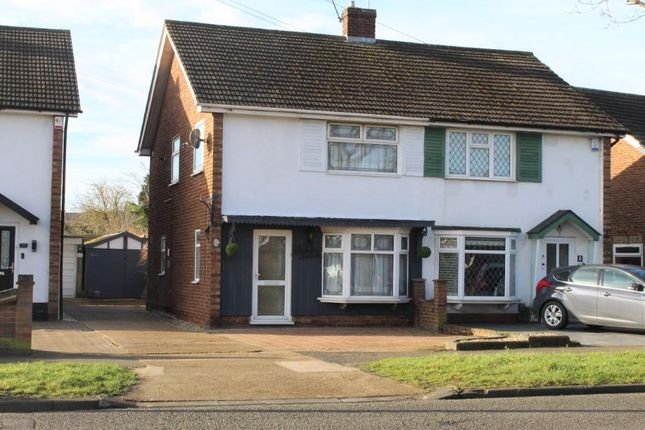 Semi-detached house to rent in Wood Lane, Hornchurch, Essex