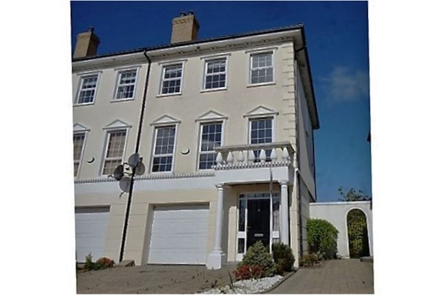Thumbnail Town house for sale in Berkeley Hall Square, Lisburn