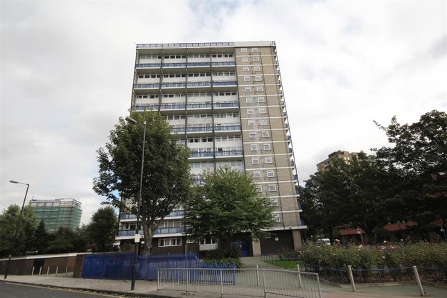 Thumbnail Flat for sale in Rotherhithe New Road, London