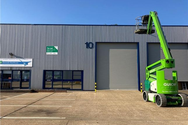 Thumbnail Industrial to let in March Place, Gatehouse Industrial Area, Aylesbury