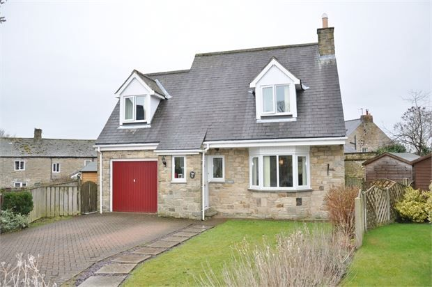 Thumbnail Detached house for sale in Mithras Court, Wall