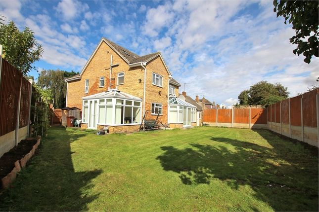 Thumbnail Detached house for sale in Lynmouth Avenue, Abington Vale, Northampton