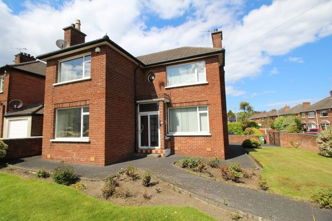 Thumbnail Detached house for sale in Donaghadee Road, Bangor