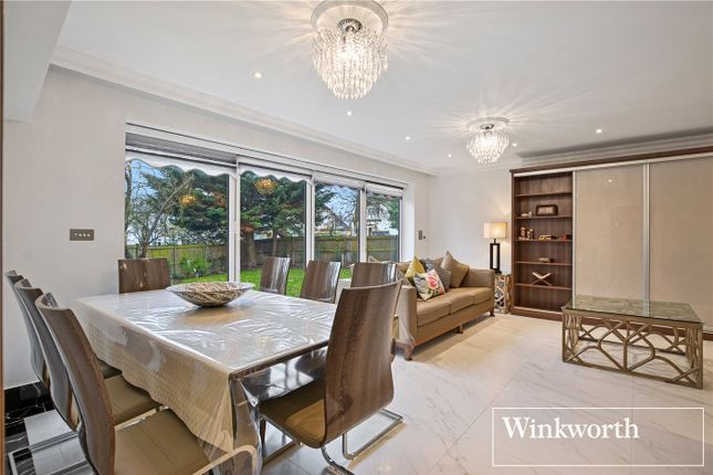 Thumbnail Detached house for sale in Bruno Place, London