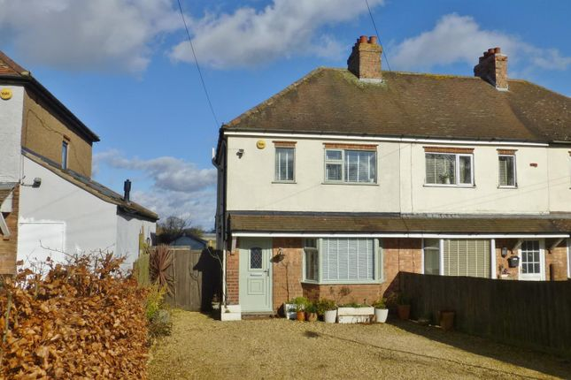 Thumbnail Terraced house for sale in Somerby Road, Burrough On The Hill, Melton Mowbray