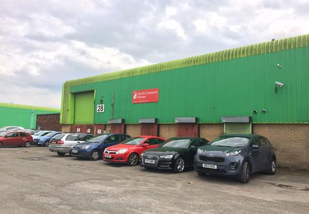 Thumbnail Commercial property for sale in 24 & 28 Hardie Court, Skypark Industrial Estate, Speke, Merseyside