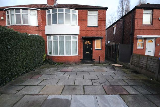 4 bed semi-detached house to rent in Fairholme Rd, Manchester M20