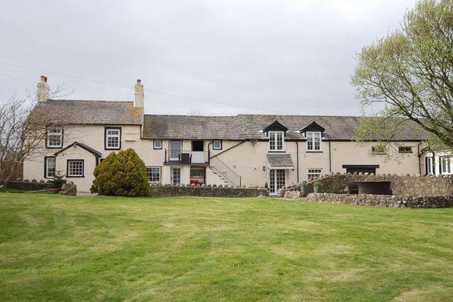 Thumbnail Farmhouse for sale in Biggar Village, Walney, Barrow-In-Furness
