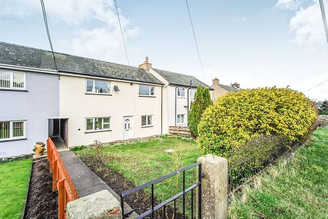 Thumbnail Terraced house for sale in The Crofts, Bothel, Wigton