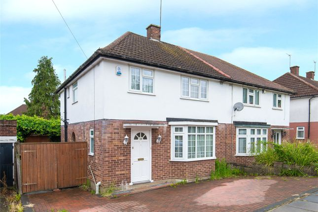 Thumbnail Semi-detached house for sale in Marsh Lane, Stanmore