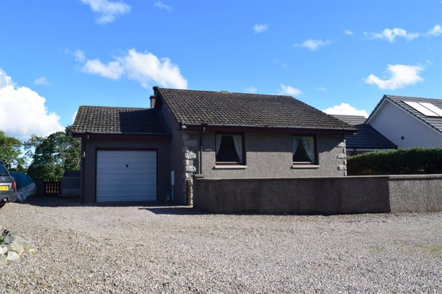 Thumbnail Bungalow for sale in Aberlour