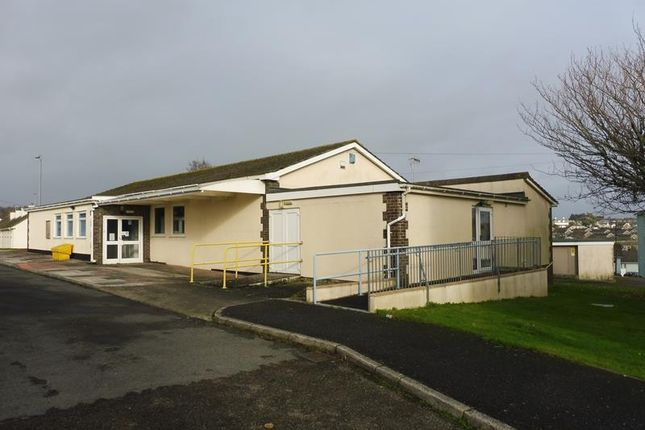 Thumbnail Leisure/hospitality to let in Former Trevorder Community Centre, Trevorder Road, Torpoint, Cornwall