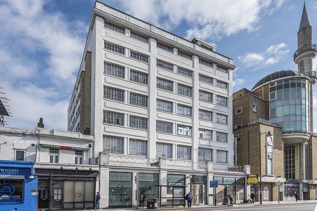 Ability-View-009 of Kingsland Road, London E2