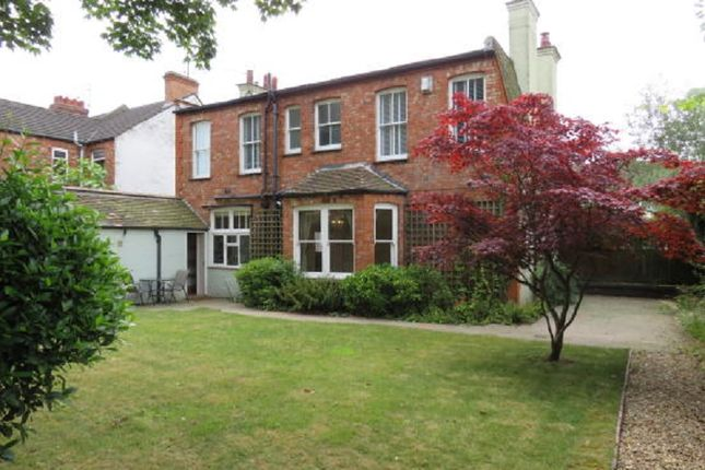 Thumbnail Detached house for sale in Sandringham Road, Northampton, Northamptonshire.