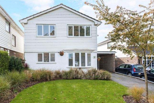 Thumbnail Detached house for sale in Lyoth Lane, Lindfield, Haywards Heath, West Sussex