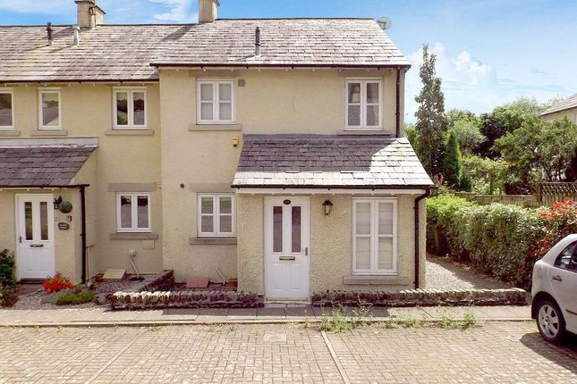 End terrace house for sale in Woodside Avenue, Sedbergh, Cumbria