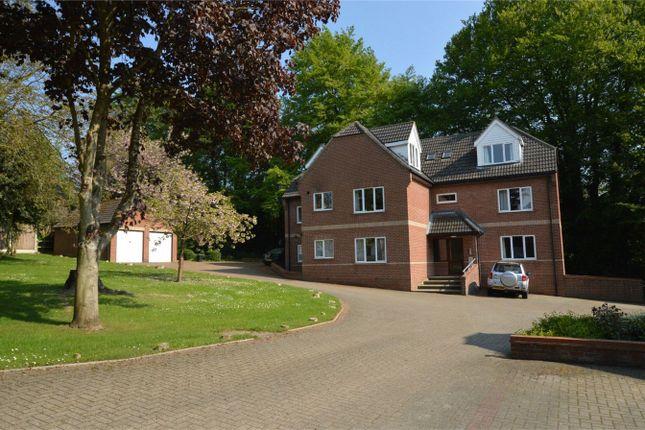 Thumbnail Flat for sale in The Waterside, Hellesdon, Norwich