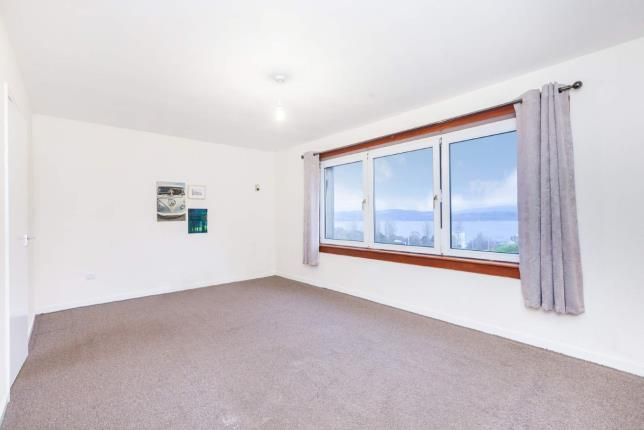 Living Room of Larkfield Road, Gourock, Inverclyde PA19