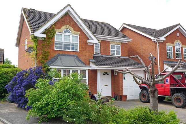 Thumbnail Detached house for sale in Tippett Drive, Shefford