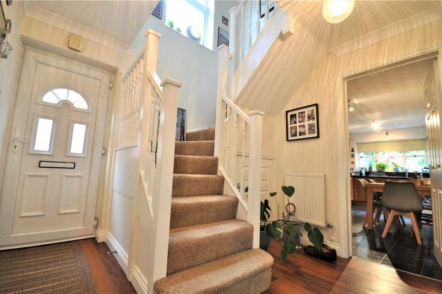Stairs Up of Greenfinch Way, Horsham RH12